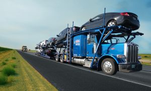 Auto Transport Truck