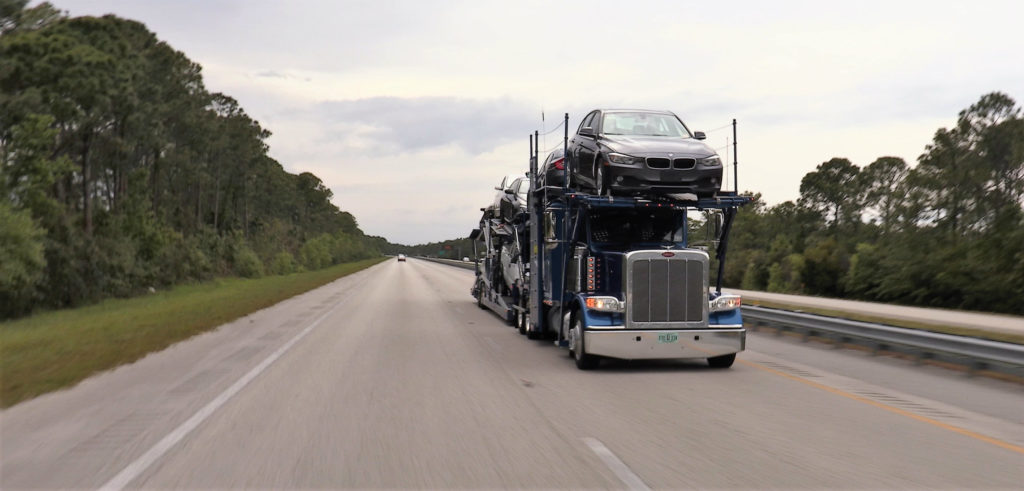 Open Auto Transport Carrier - National Dispatch