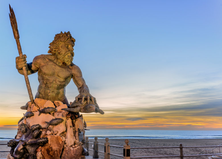 King Neptune at Virginia Beach