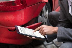 Insurance Agent Filing Claim
